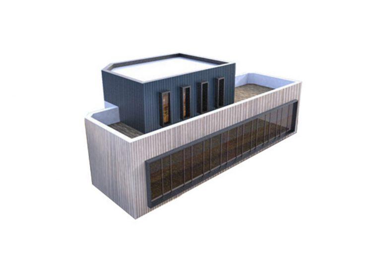 Extension Architecture Agnes - 2015 - Valentina Carrara